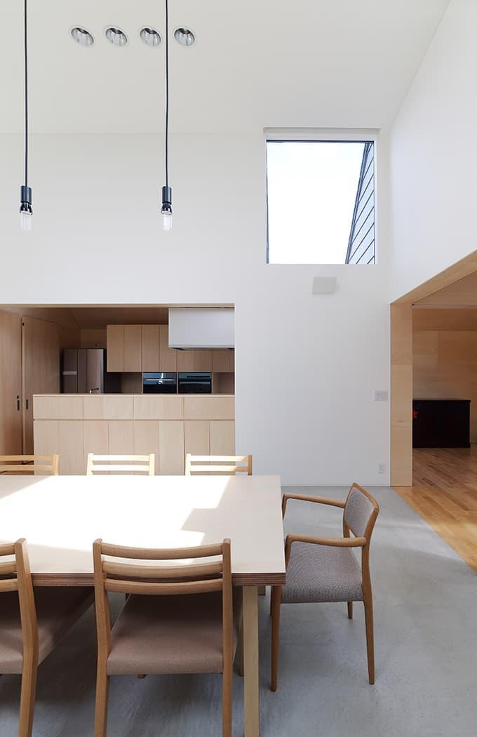 八木山のハウス