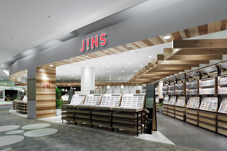 JINS イオンモール成田店