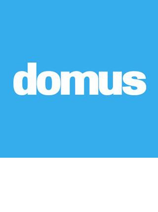 ウェブサイト「DomusWeb」