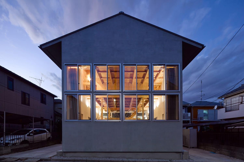 浦和のハウス